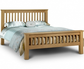White Oak Bed
