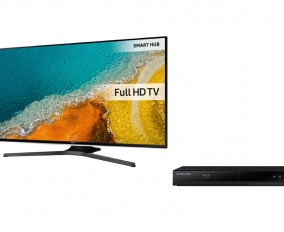 "Samsung 50"" package deal"